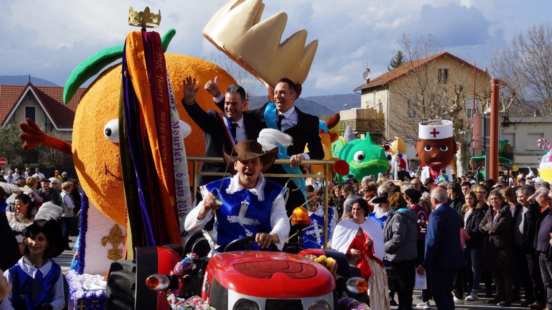 Les fêtes des bouviers et laboureurs de la Drôme